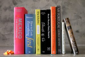 the books about food and drink